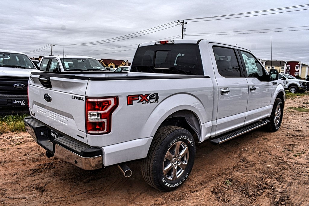 2020 Ford F-150 SuperCrew Cab 4x4, Pickup #L61899 - photo 2