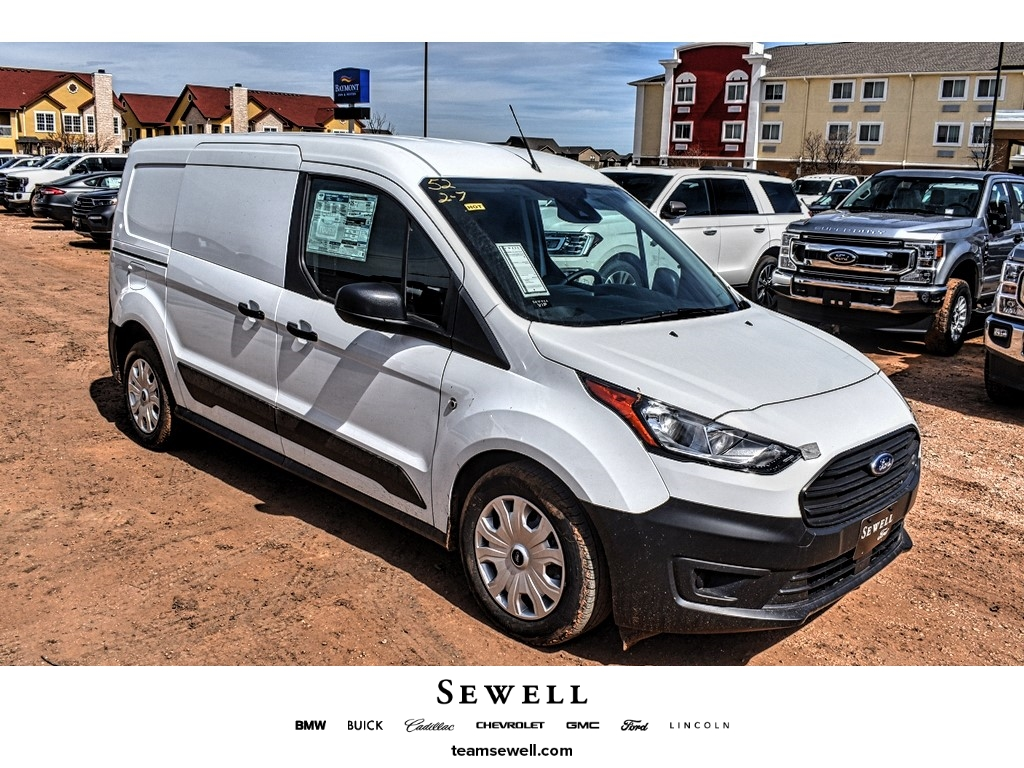 2020 Ford Transit Connect, Empty Cargo Van #L63246 - photo 1
