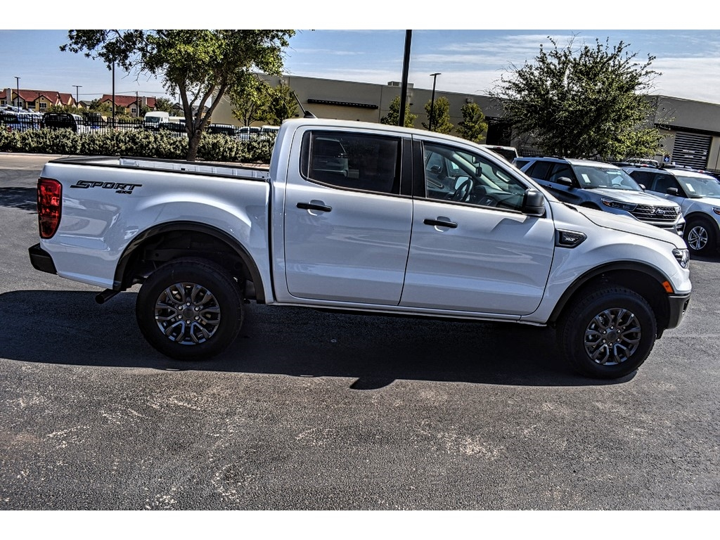 2020 Ford Ranger SuperCrew Cab 4x4, Pickup #L63891 - photo 8