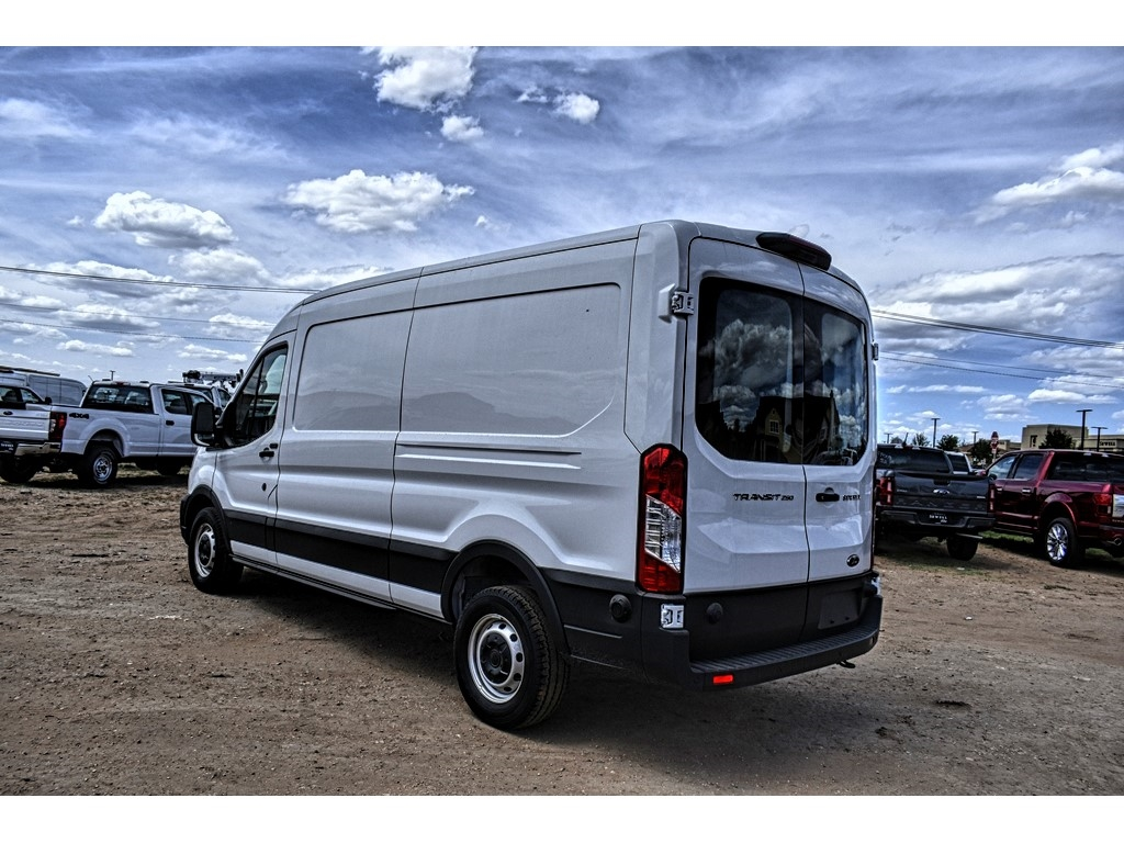 2020 Transit 250 Med Roof RWD, Empty Cargo Van #L68826 - photo 8