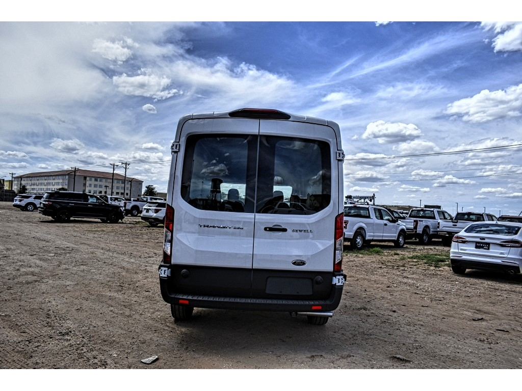 2020 Transit 250 Med Roof RWD, Empty Cargo Van #L68826 - photo 9