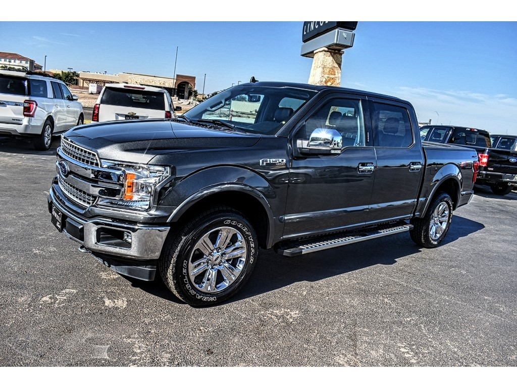 2020 Ford F-150 SuperCrew Cab 4x4, Pickup #L74642 - photo 4