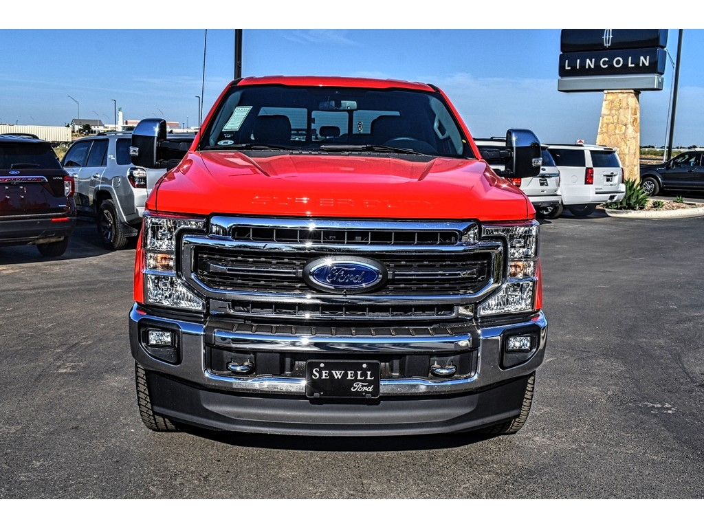 2020 Ford F-350 Crew Cab 4x4, Pickup #L76705 - photo 3