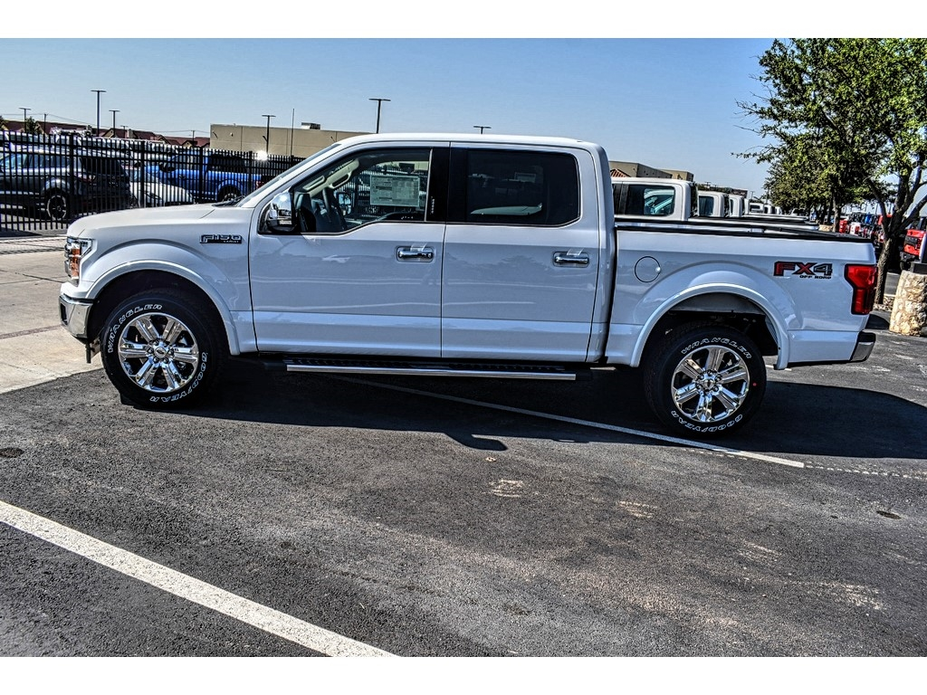 2020 Ford F-150 SuperCrew Cab 4x4, Pickup #L86839 - photo 5