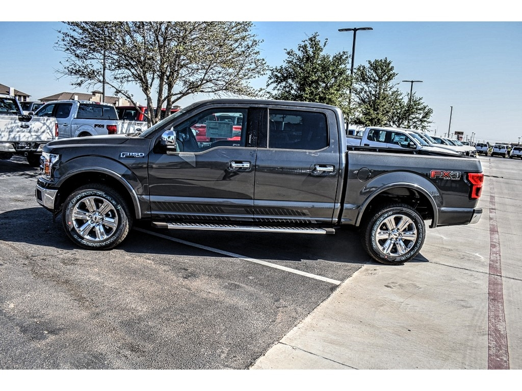 2020 Ford F-150 SuperCrew Cab 4x4, Pickup #L86840 - photo 5