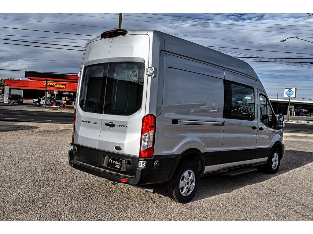 2020 Ford Transit 250 High Roof 4x2, Empty Cargo Van #L88546 - photo 8