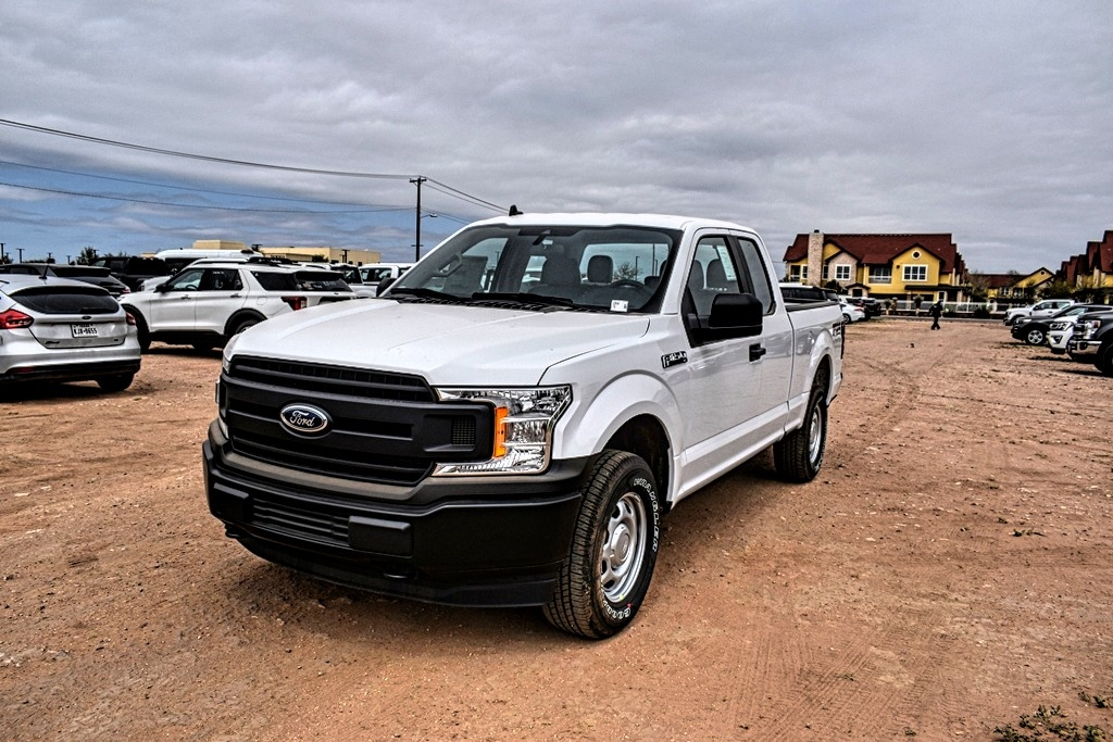 2020 Ford F-150 Super Cab 4x4, Pickup #L89016 - photo 4