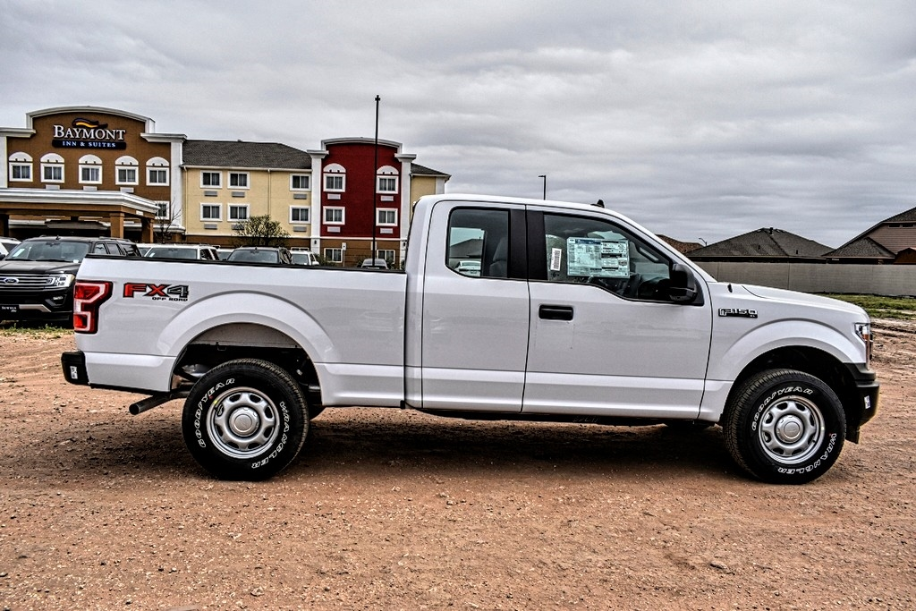 2020 Ford F-150 Super Cab 4x4, Pickup #L89016 - photo 8