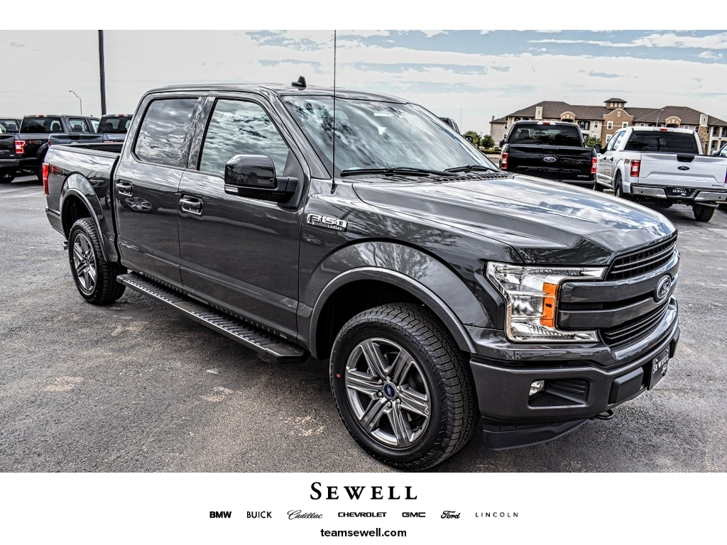 2020 Ford F-150 SuperCrew Cab 4x4, Pickup #L94116 - photo 1