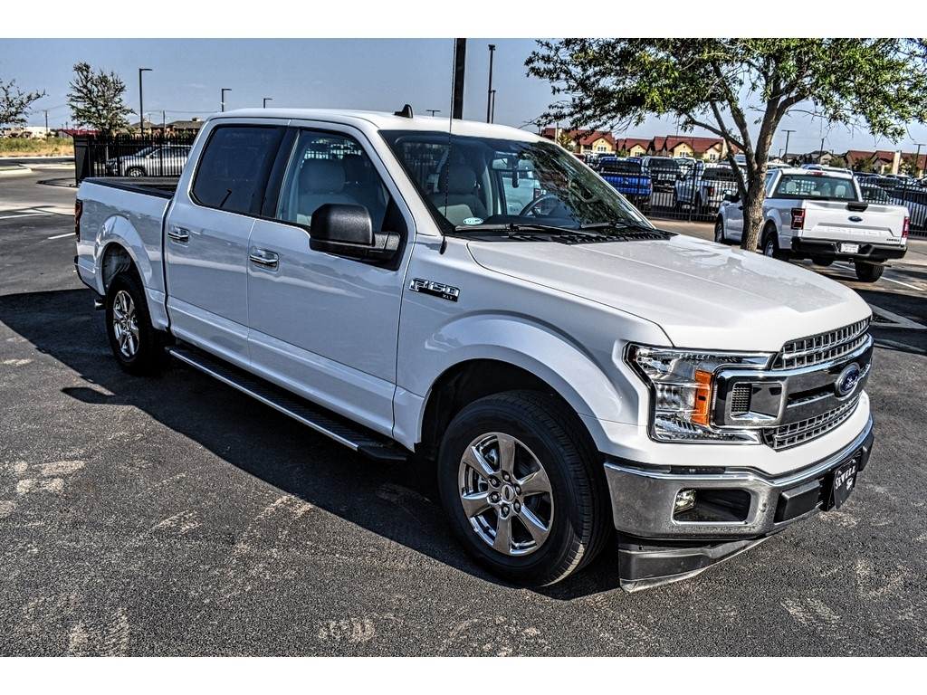 2020 Ford F-150 SuperCrew Cab 4x2, Pickup #L96171 - photo 1