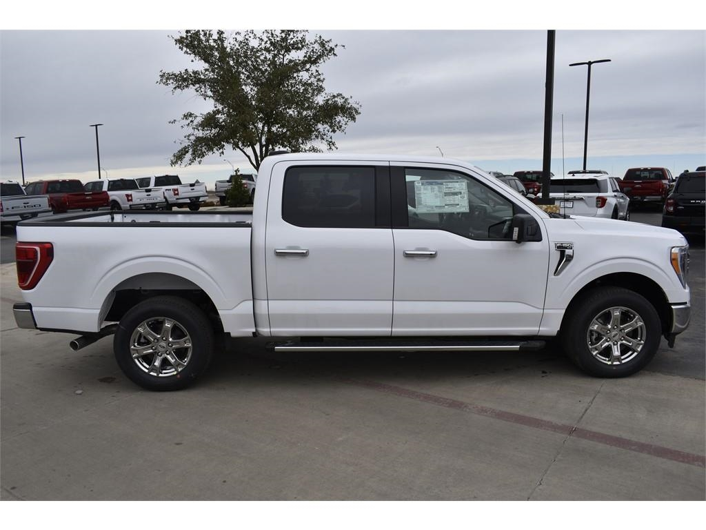 2021 Ford F-150 SuperCrew Cab 4x2, Pickup #M132810 - photo 8