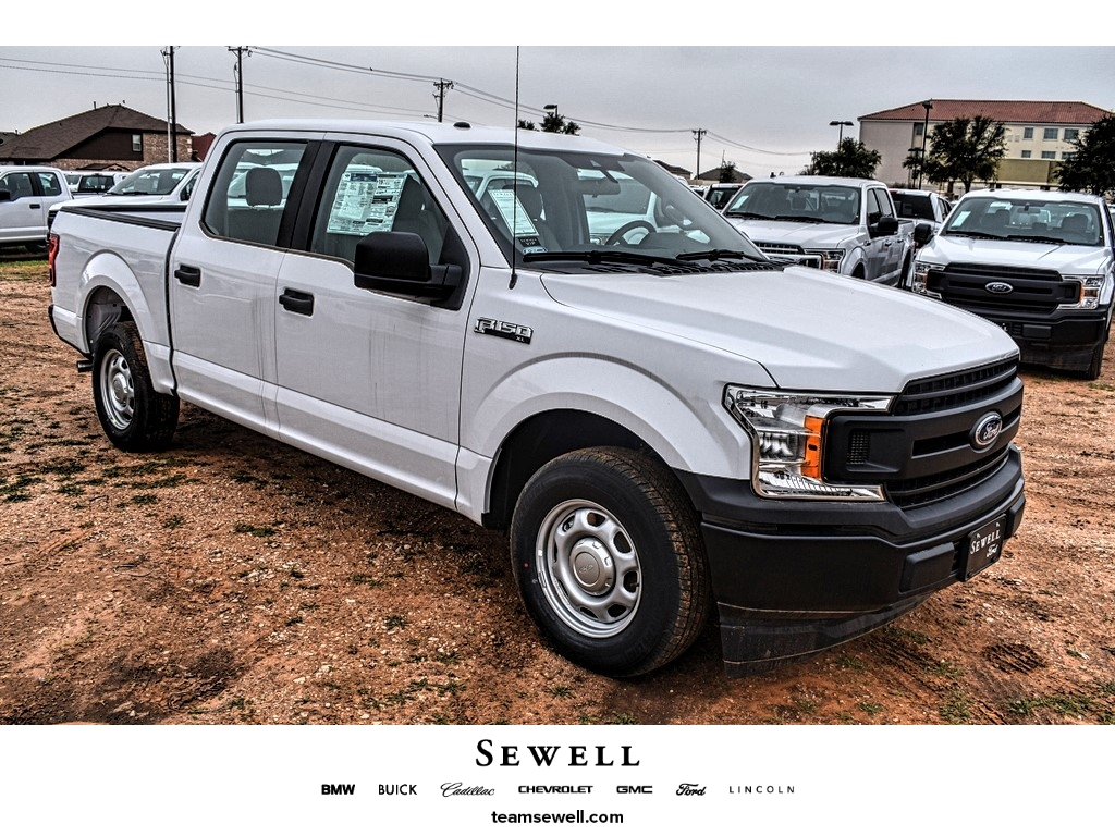 2019 Ford F-150 SuperCrew Cab 4x2, Pickup #M920086 - photo 1