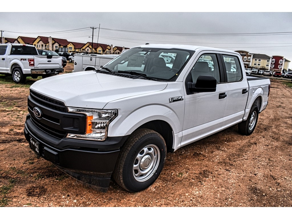 2019 Ford F-150 SuperCrew Cab 4x2, Pickup #M920086 - photo 4