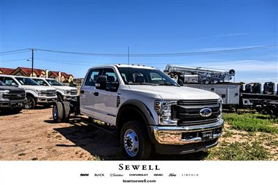 2019 Ford F-550 Crew Cab DRW 4x4, Cab Chassis #M978163 - photo 1