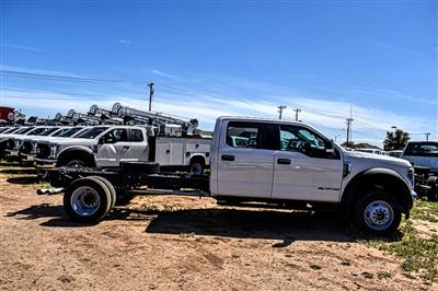 2019 Ford F-550 Crew Cab DRW 4x4, Cab Chassis #M978163 - photo 8