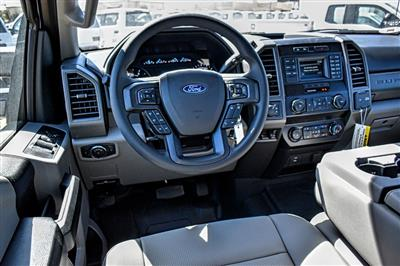 2019 Ford F-550 Crew Cab DRW 4x4, Cab Chassis #M978163 - photo 10