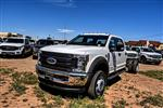 2019 Ford F-550 Crew Cab DRW 4x4, Cab Chassis #M978163 - photo 4