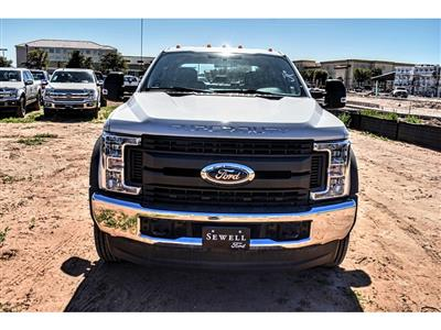 2019 Ford F-550 Crew Cab DRW 4x4, Cab Chassis #M978164 - photo 3