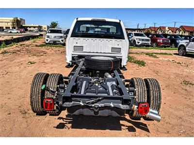 2019 Ford F-550 Crew Cab DRW 4x4, Cab Chassis #M978164 - photo 8