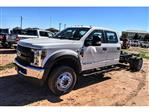 2019 Ford F-550 Crew Cab DRW 4x4, Cab Chassis #M978164 - photo 4