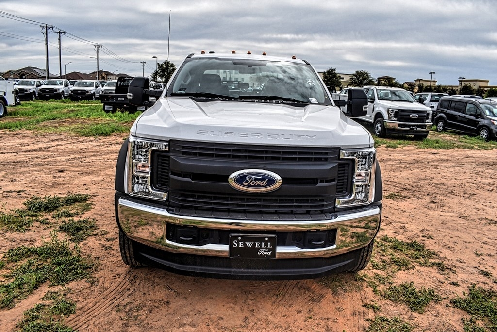 2019 Ford F-550 Crew Cab DRW 4x4, Cab Chassis #M978167 - photo 3