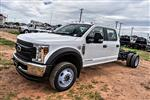 2019 Ford F-550 Crew Cab DRW 4x4, Cab Chassis #M978167 - photo 4