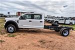 2019 Ford F-550 Crew Cab DRW 4x4, Cab Chassis #M978167 - photo 5