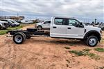 2019 Ford F-550 Crew Cab DRW 4x4, Cab Chassis #M978167 - photo 8