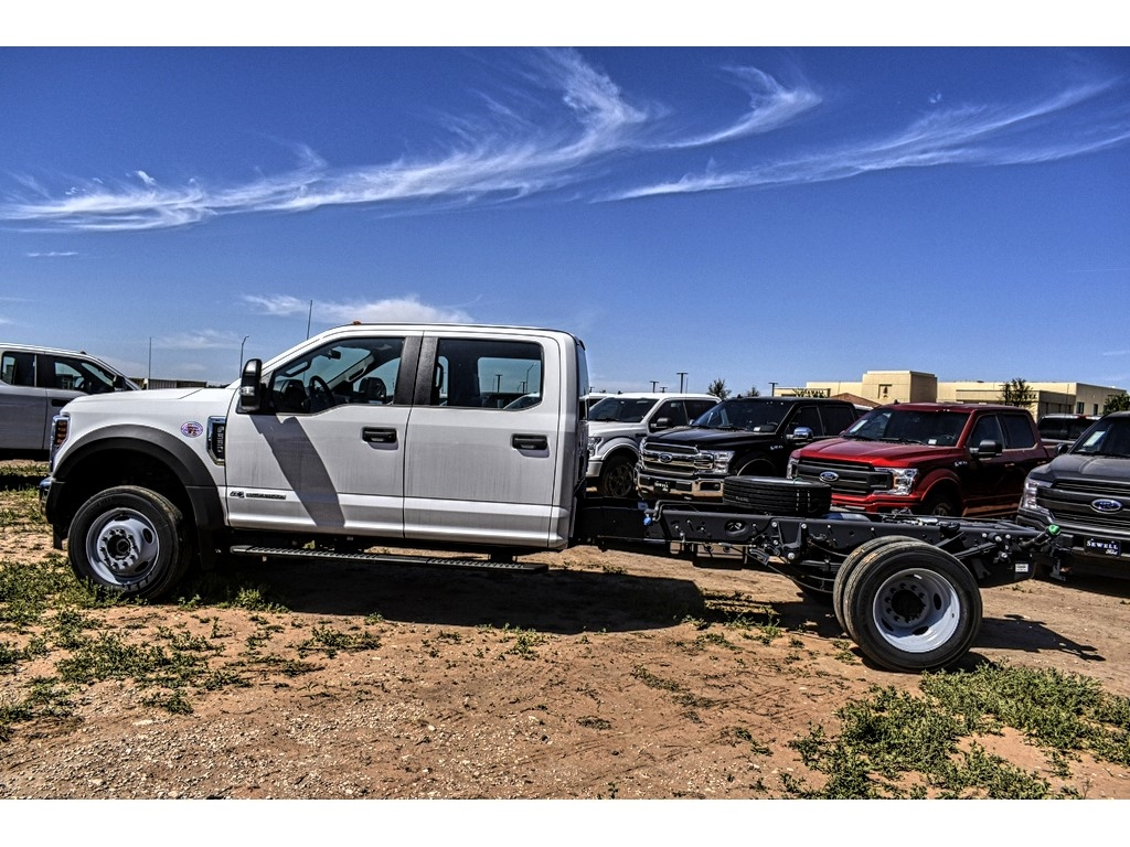 2019 Ford F-550 Crew Cab DRW 4x4, Cab Chassis #M978168 - photo 5