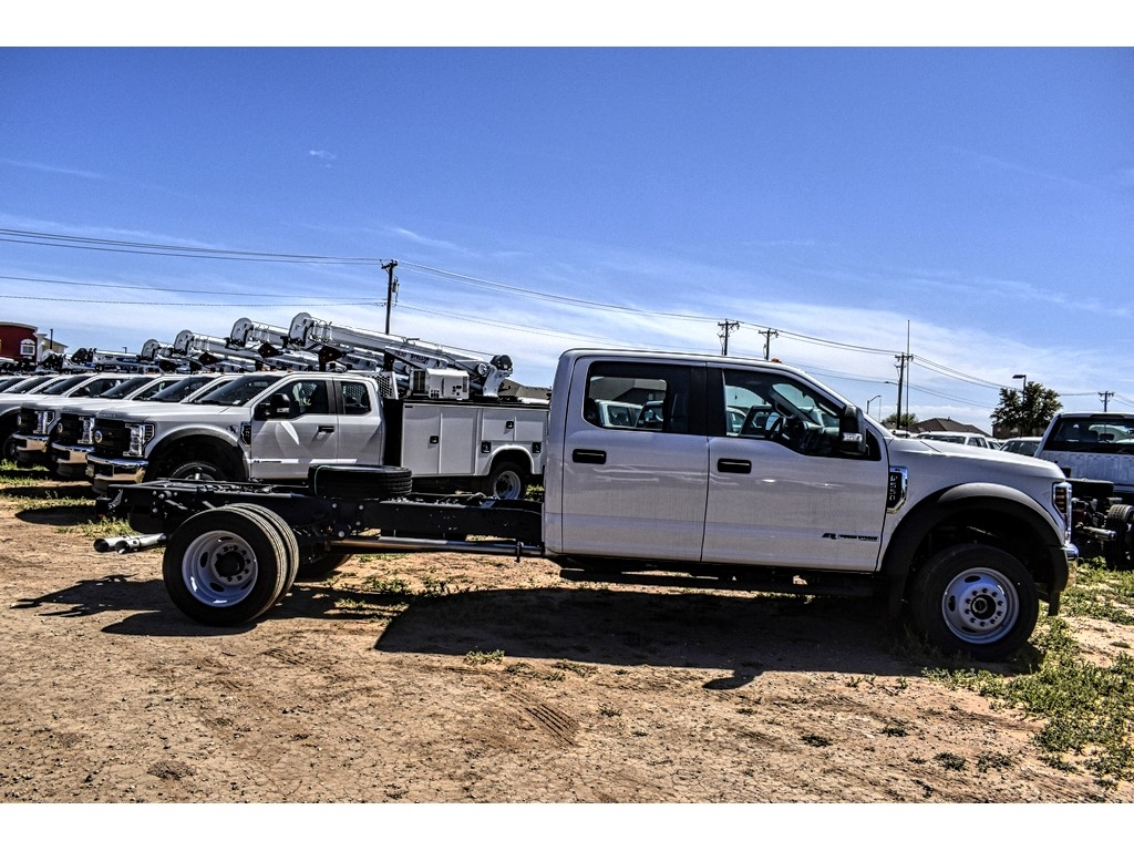2019 Ford F-550 Crew Cab DRW 4x4, Cab Chassis #M978168 - photo 8