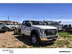 2019 Ford F-550 Crew Cab DRW 4x4, Cab Chassis #M978168 - photo 1