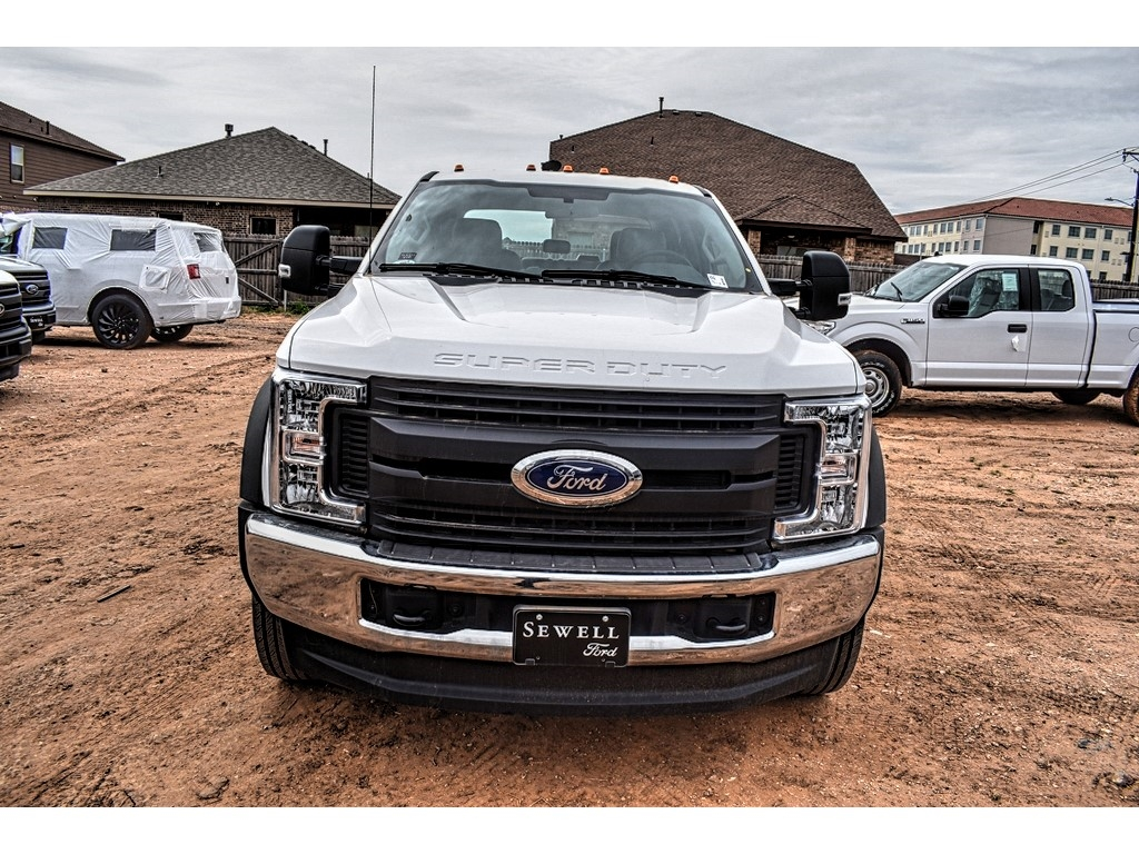 2019 Ford F-550 Crew Cab DRW 4x4, Cab Chassis #M978169 - photo 3