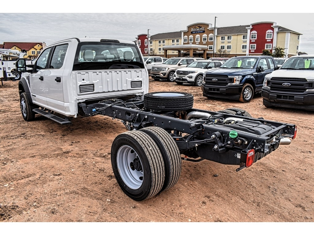 2019 Ford F-550 Crew Cab DRW 4x4, Cab Chassis #M978169 - photo 7