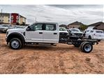 2019 Ford F-550 Crew Cab DRW 4x4, Cab Chassis #M978169 - photo 5