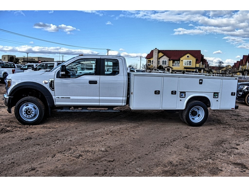 2019 Ford F-550 Super Cab DRW 4x4, Knapheide Steel Service Body #M978989 - photo 5