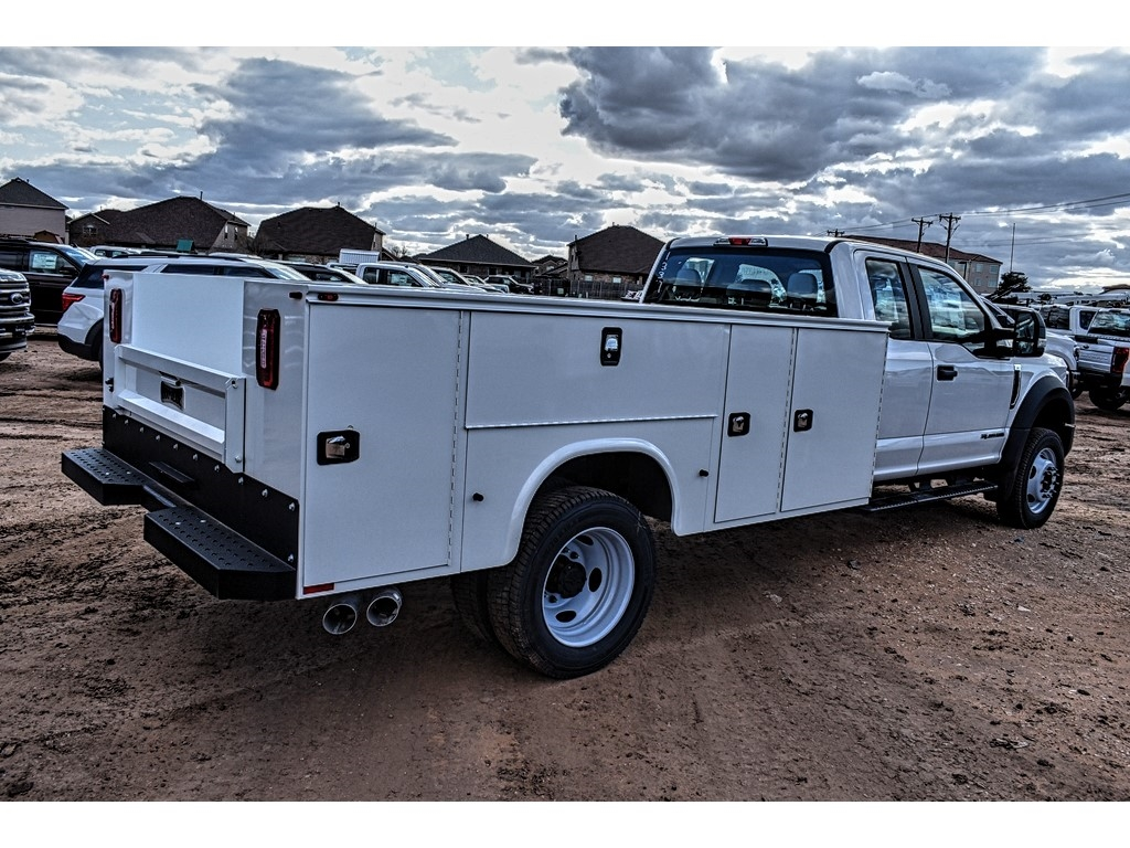 2019 Ford F-550 Super Cab DRW 4x4, Knapheide Service Body #M978989 - photo 1