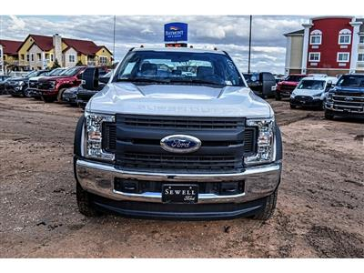 2019 Ford F-550 Super Cab DRW 4x4, Knapheide Steel Service Body #M978989 - photo 3
