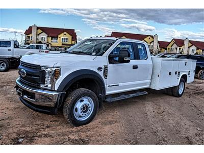2019 Ford F-550 Super Cab DRW 4x4, Knapheide Steel Service Body #M978989 - photo 4