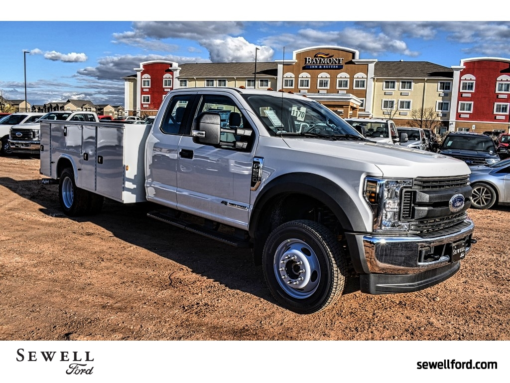 2019 F-550 Super Cab DRW 4x4, Knapheide Service Body #M987990 - photo 1