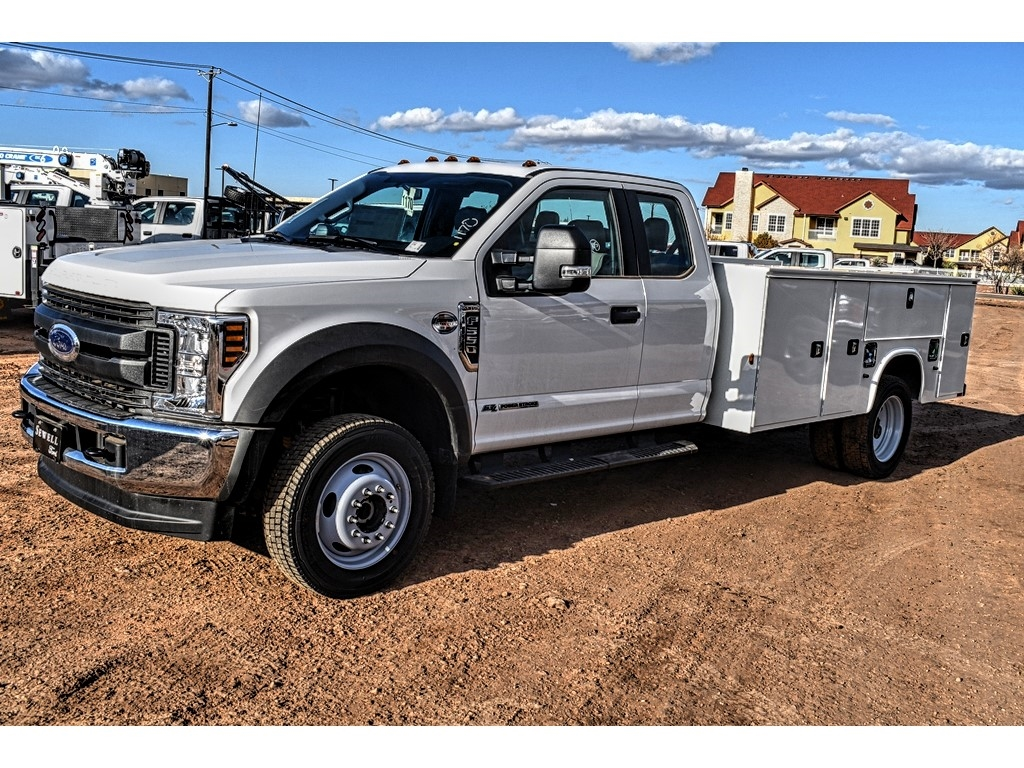 2019 Ford F-550 Super Cab DRW 4x4, Knapheide Steel Service Body #M987990 - photo 4