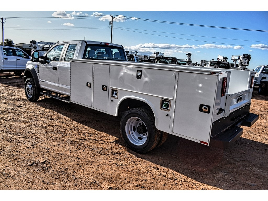 2019 Ford F-550 Super Cab DRW 4x4, Knapheide Steel Service Body #M987990 - photo 6