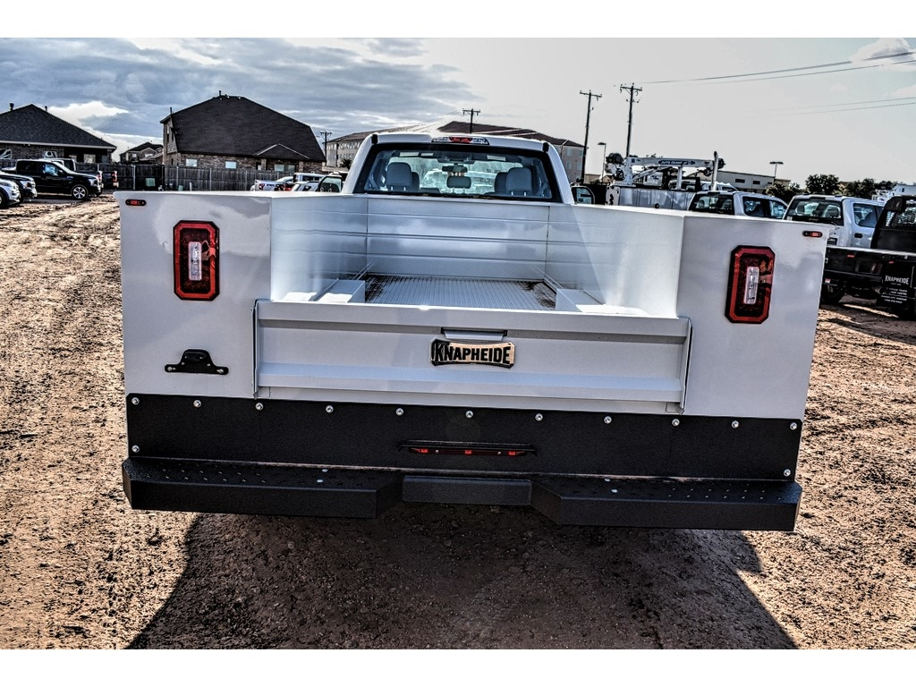 2019 Ford F-550 Super Cab DRW 4x4, Knapheide Steel Service Body #M987990 - photo 7