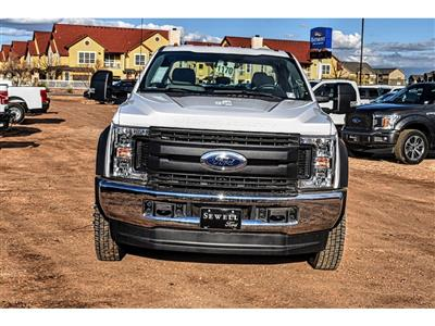 2019 Ford F-550 Super Cab DRW 4x4, Knapheide Steel Service Body #M987990 - photo 3