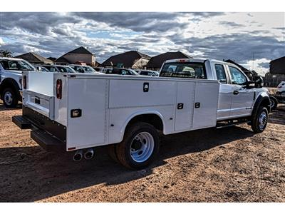 2019 Ford F-550 Super Cab DRW 4x4, Knapheide Steel Service Body #M987990 - photo 2