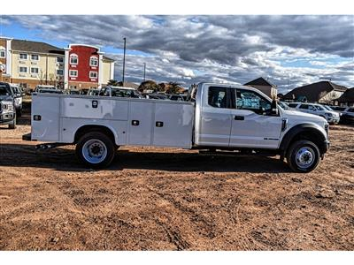 2019 Ford F-550 Super Cab DRW 4x4, Knapheide Steel Service Body #M987990 - photo 8