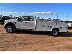 2019 Ford F-550 Super Cab DRW 4x4, Knapheide Steel Service Body #M987990 - photo 5
