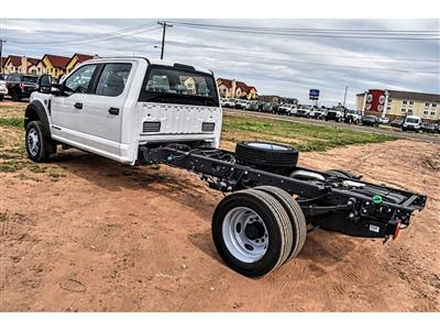 2019 Ford F-550 Crew Cab DRW 4x4, Cab Chassis #M988171 - photo 7