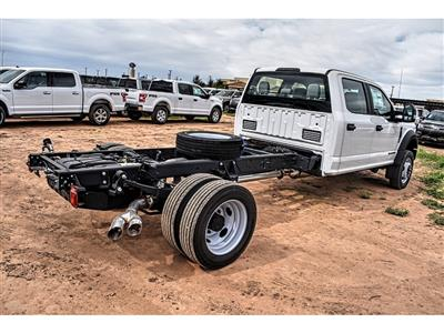 2019 Ford F-550 Crew Cab DRW 4x4, Cab Chassis #M988171 - photo 2