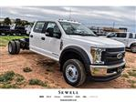 2019 Ford F-550 Crew Cab DRW 4x4, Cab Chassis #M988171 - photo 1