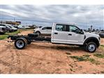 2019 Ford F-550 Crew Cab DRW 4x4, Cab Chassis #M988171 - photo 10